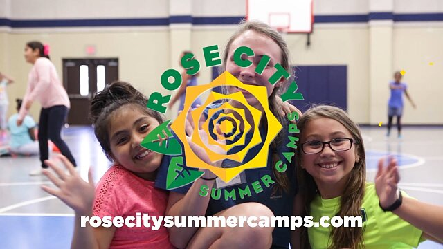 Come to Rose City Summer Camps!